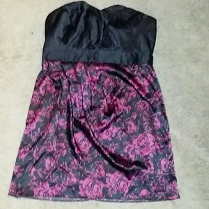 New with tags beautiful strapless dress